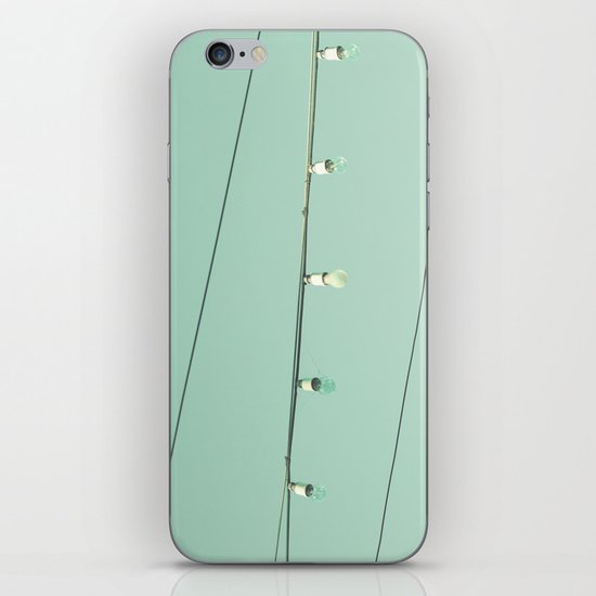 And I will hang my head, hang my head low iPhone & iPod Skin