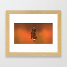 Obito Uchiha Framed Art Print