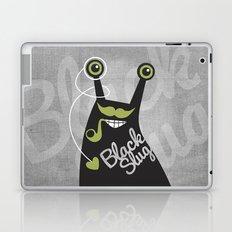 Black Slug Laptop & iPad Skin