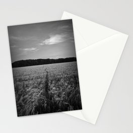 Field Track Stationery Cards
