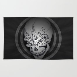 Every man must die Rug