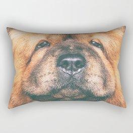 I am so  sleepy Rectangular Pillow