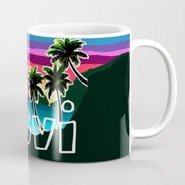 USVI sunset Coffee Mug