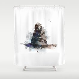 Sorting Hat Shower Curtain