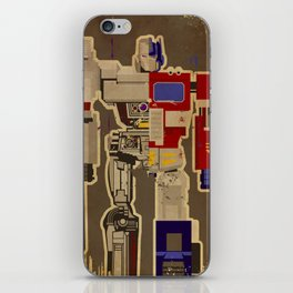 More Than Meets the Eye iPhone Skin
