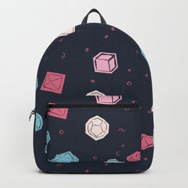 Dice rolling Backpack