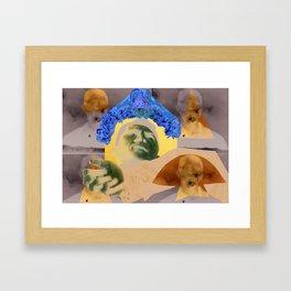 Lou Diamond Phillips Framed Art Print