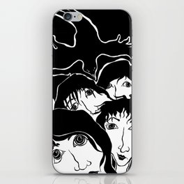 Spirit Helping iPhone Skin