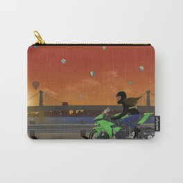 Sunset Blvd Carry-All Pouch