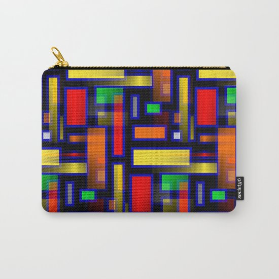 Color Merge Carry-All Pouch