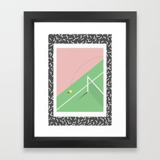 Thats Out Framed Art Print