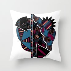 Trial(s) Throw Pillow