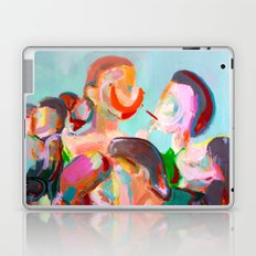 Crowded Places Laptop & iPad Skin