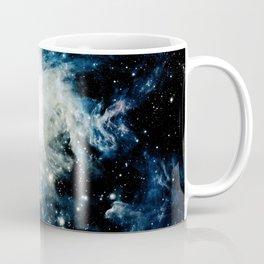 Steely Blue Orion Nebula Coffee Mug