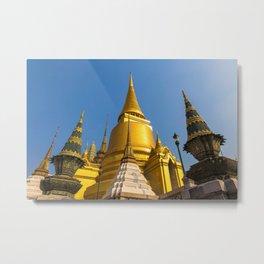 BANGKOK 02 Metal Print