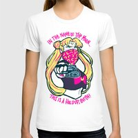 sailormoon T-shirts featuring Thug Usagi by asieybarbie