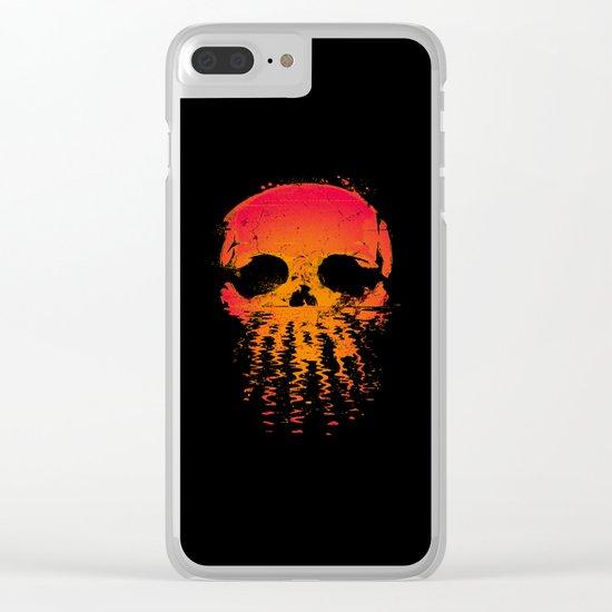 Skullset Clear iPhone Case