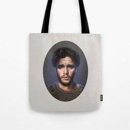 Kit Harington Tote Bag