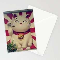 The Lucky Cat Stationery Cards