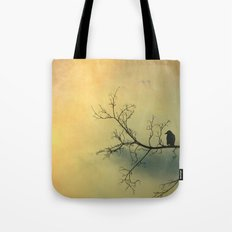 Solitude Mood Tote Bag
