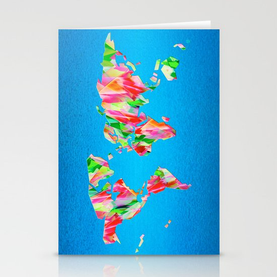 Tulip World #119 Stationery Cards