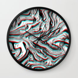 Roll Over Air Wall Clock