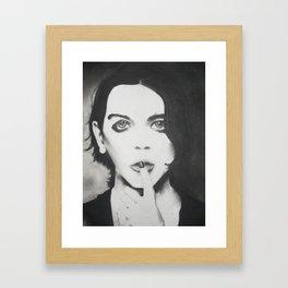 Brian Framed Art Print