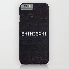 SHINIGAMI iPhone Case