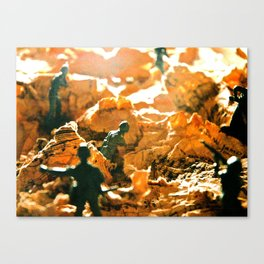 We March to Our Own Sound 3 Canvas Print