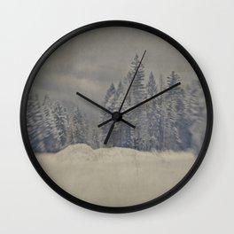 Firehouse Wall Clock