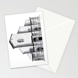 Basilica di San Petronio - Bologna Stationery Cards