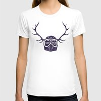 into the wild T-shirts featuring wild by The Junkers