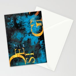 Design is Art Stationery Cards