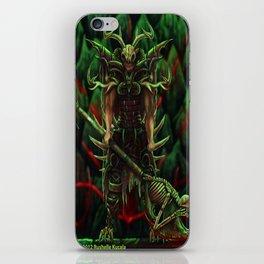 Morlock Priest  iPhone Skin