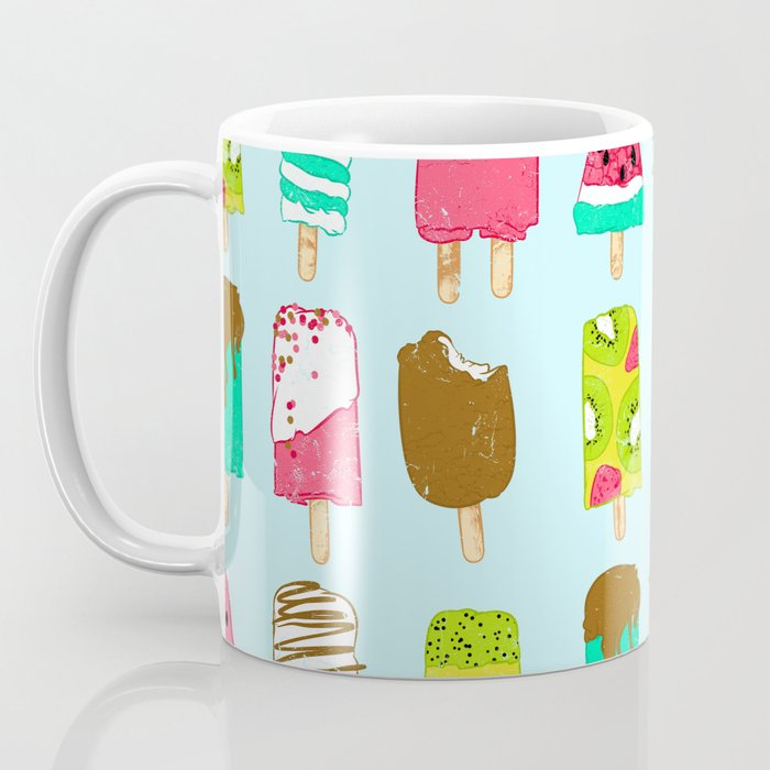 Ice Cream Time Coffee Mug