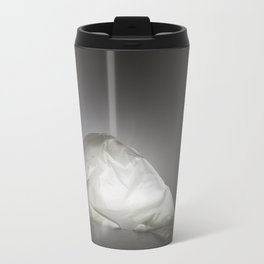 Glowing Glue Shell Travel Mug