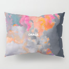 Orage (Colorful clouds in the sky III) Pillow Sham