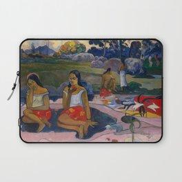 """Paul Gauguin """"Nave Nave Moe - Sacred Spring Sweet Dreams"""" Laptop Sleeve"""