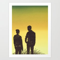 Awestruck Art Print