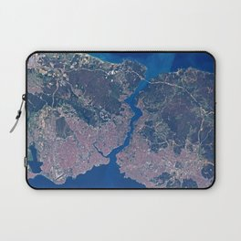 Istanbul & Bosporus Laptop Sleeve