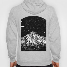 Mountain and the Moon Hoody