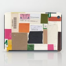 Daily Routine iPad Case