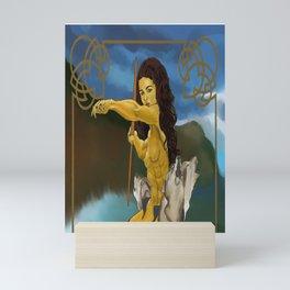 Scylla Mini Art Print