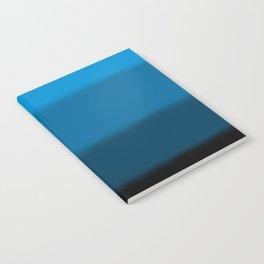 Blueish Notebook