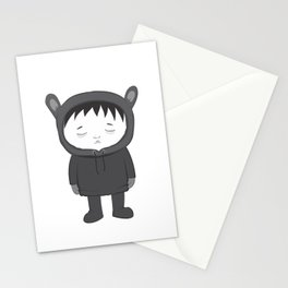 ghostboy Stationery Cards