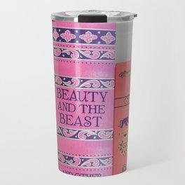 Shelfie in Pink Travel Mug