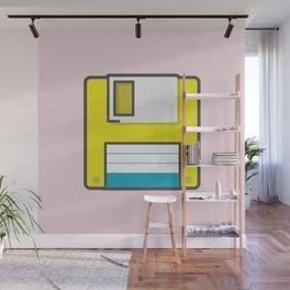 Floppy Wall Mural