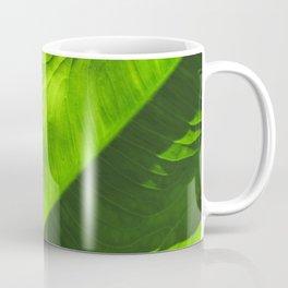 Tropical Green Coffee Mug