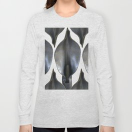 Pattern Play with Aroids Long Sleeve T-shirt