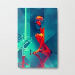 Blade Runner 2066 Metal Print